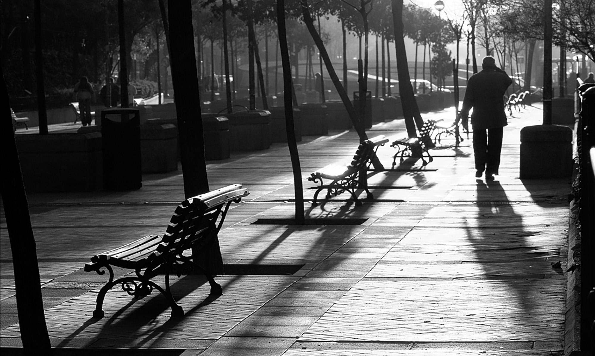 Amanecer en Madrid, foto Alfonso Esteban (STB Estudio)