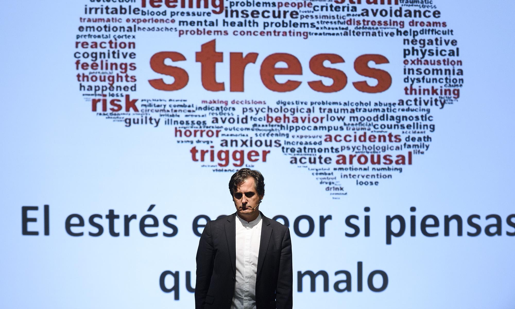 Jimmy Pons en la jornada Time to Reset en Marbella, foto Alfonso Esteban (STB Estudio